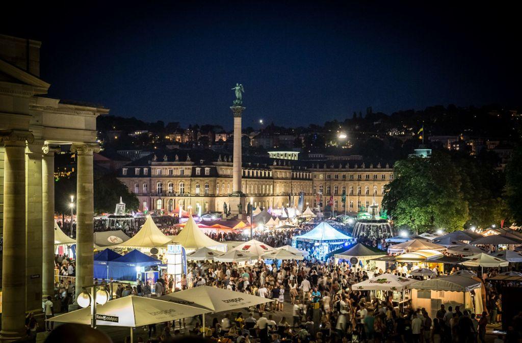 Auch dieses Jahr locken wieder zahlreiche Sommerfeste in Stuttgart. Foto: Lichtgut/Julian Rettig