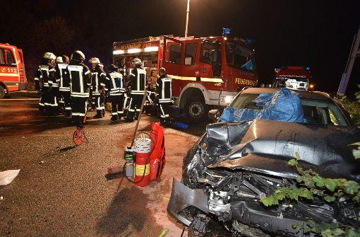 Tote und Verletzte nach Starkregen auf Autobahn