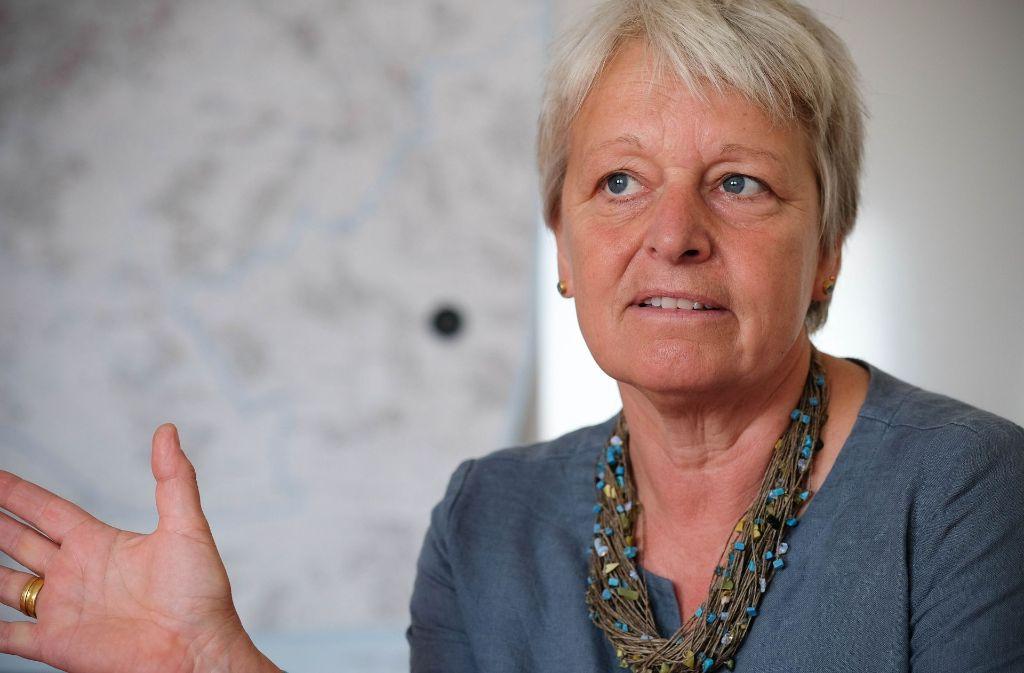 Susanne Heynen ist seit vergangenem Jahr die Leiterin des Stuttgarter Jugendamtes. Foto: Lichtgut/Leif Piechowski