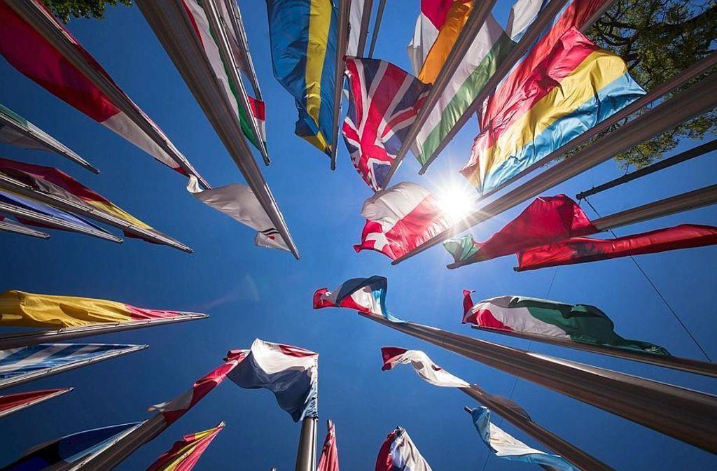 Könnte in den Himmel wachsen: das EU-Einheitspatent Foto: dpa