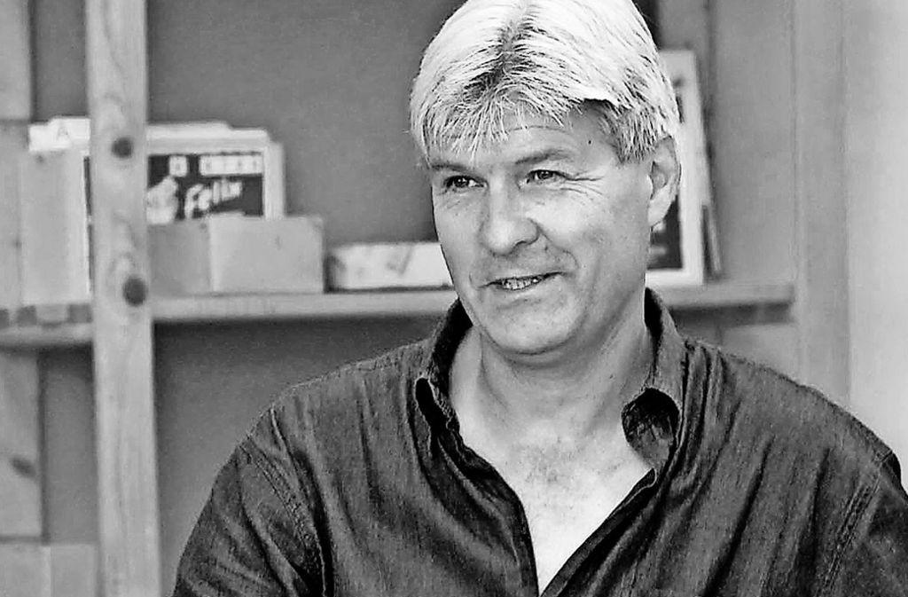 Harald Baumbusch im Jahr 2007 Foto: factum/Archiv