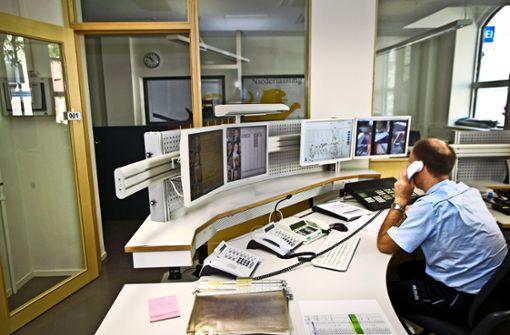 Datenschutz im Polizeirevier verletzt