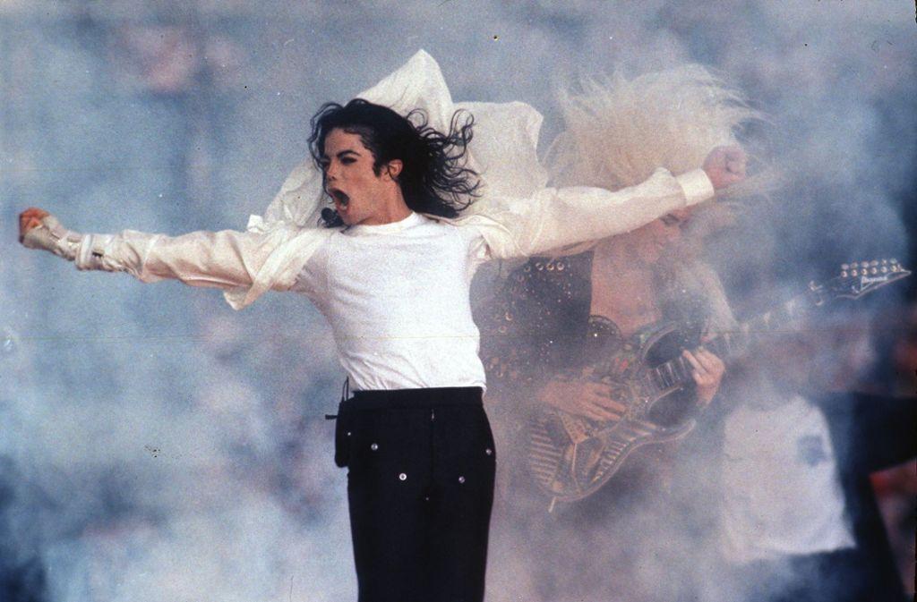 Am 29. August wäre Michael Jackson 60 Jahre alt geworden. Er starb im Juni 2009. Foto: AP