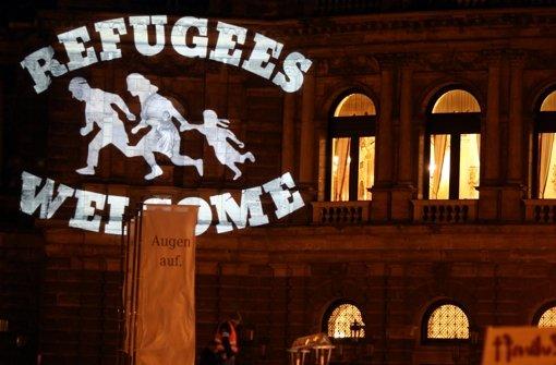 Stuttgart setzt ein Zeichen gegen Pegida