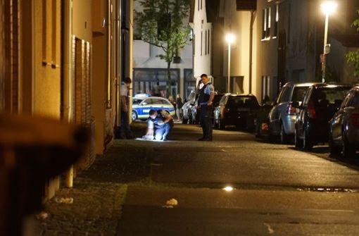 25-Jähriger durch Schuss verletzt – Täter flüchtig