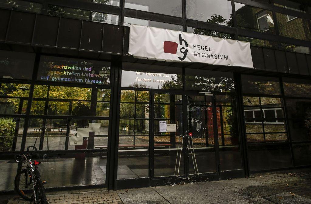 Das Hegel-Gymnasium bekommt im Juli einen neuen Schulleiter. Foto: Lichtgut/Leif Piechowski