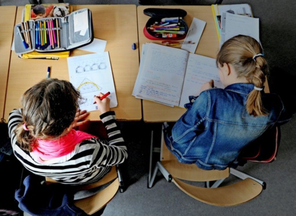 Viele Wege führen zum  Abitur, aber geschenkt wird den Kindern nichts. Foto: dpa
