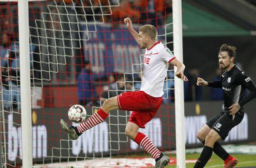 1. FC Köln siegt gegen Magdeburg – Terodde trifft erneut