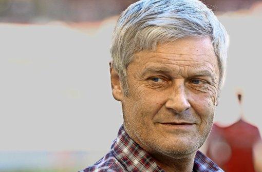 Wie Veh die VfB-Perspektive sieht