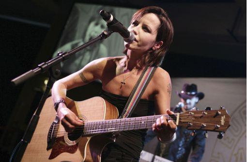 Ihre Stimme machte The Cranberries unverwechselbar
