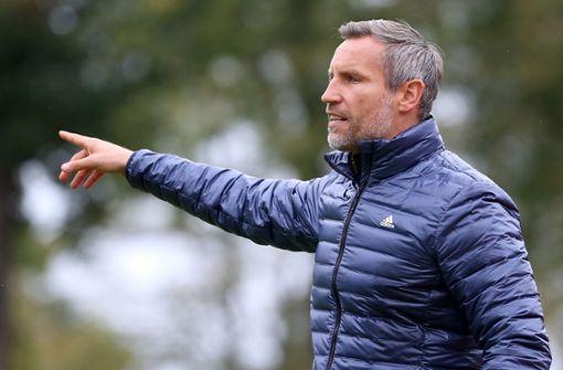 Ex-VfB-Profi als Trainer des 1. FC Schweinfurt 05 entlassen
