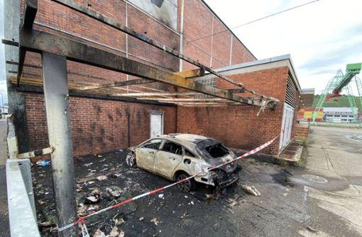 Feuer verursacht enormen Schaden – Brandstiftung nicht ausgeschlossen