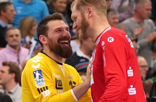 Jogi Bitter und Primoz Prost:  Mehr  Erfahrung geht nicht