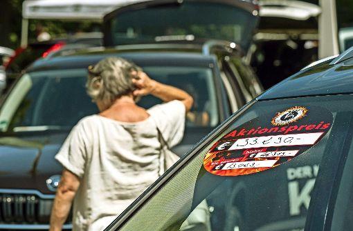 Händler raten: Verkaufen Sie Ihren Dieselwagen