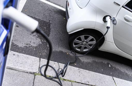 E-Autos in deutschen Großstädten: Stuttgart belegt Platz vier