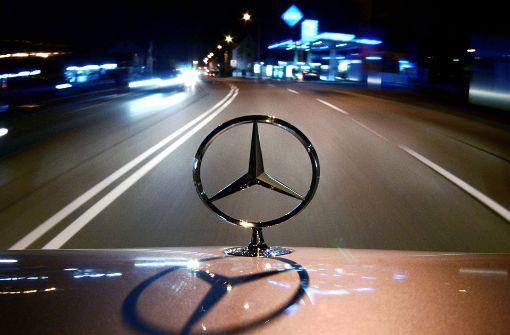 Daimler rechnet mit Rekordquartal