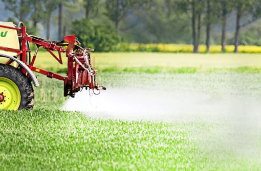 Pestizide: Der Nabu verklagt  das Land