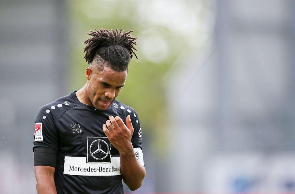 Muss wegen seiner gelb-roten Karte gegen den HSV pausieren: Daniel Didavi. Foto: Baumann