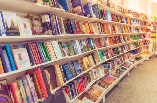 Auch kleinere Buchhandlungen dürfen ab 20. April wieder öffnen.
