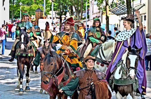 Maientag – ein  Fest für die ganze Stadt