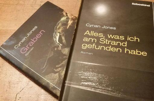 Der Liebeskind-Verlag hat bereits seinen zweiten Jones-Titel auf den deutschen Markt gebracht. Foto: Hans  Jörg Wangner