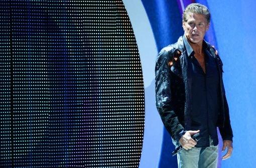 Hasselhoff verlässt Sat.1-Show