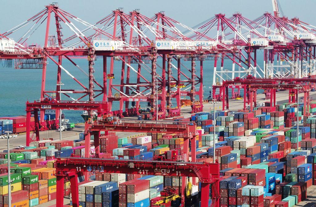 Freier Welthandel? Für China ist das entgegen seiner Beteuerungen keine Selbstverständlichkeit. Foto: dpa