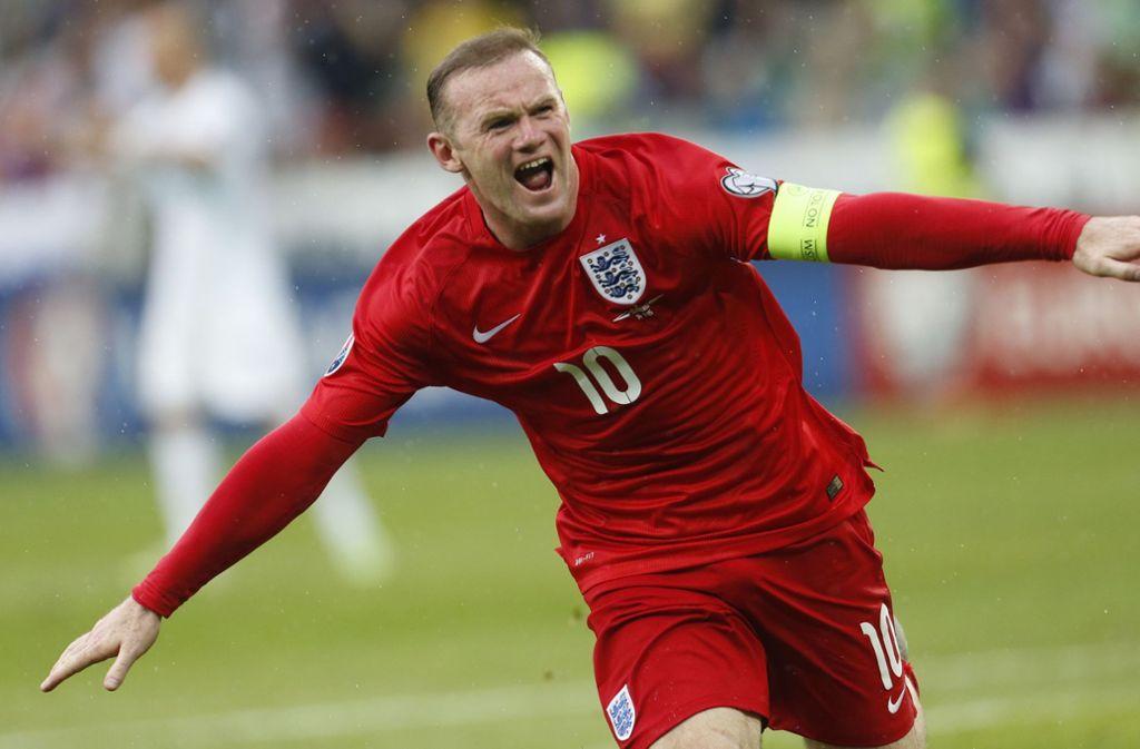 Wayne Rooney Aktuelle Teams