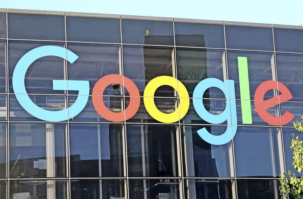 Google muss in Frankreich Steuern nachzahlen sowie eine Strafzahlung leisten. Foto: dpa/Christoph Dernbach