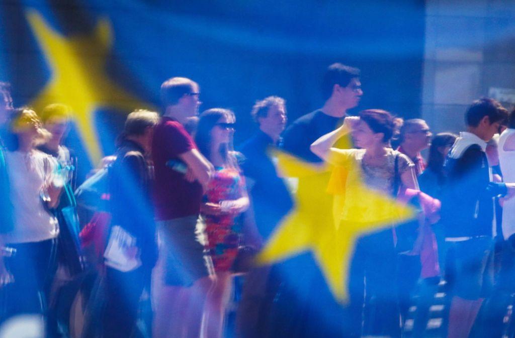 Wen wählen bei der Europawahl am 26. Mai? Viele ziehen den Wahl-o-maten zurate. Aber was jetzt? Foto: dpa