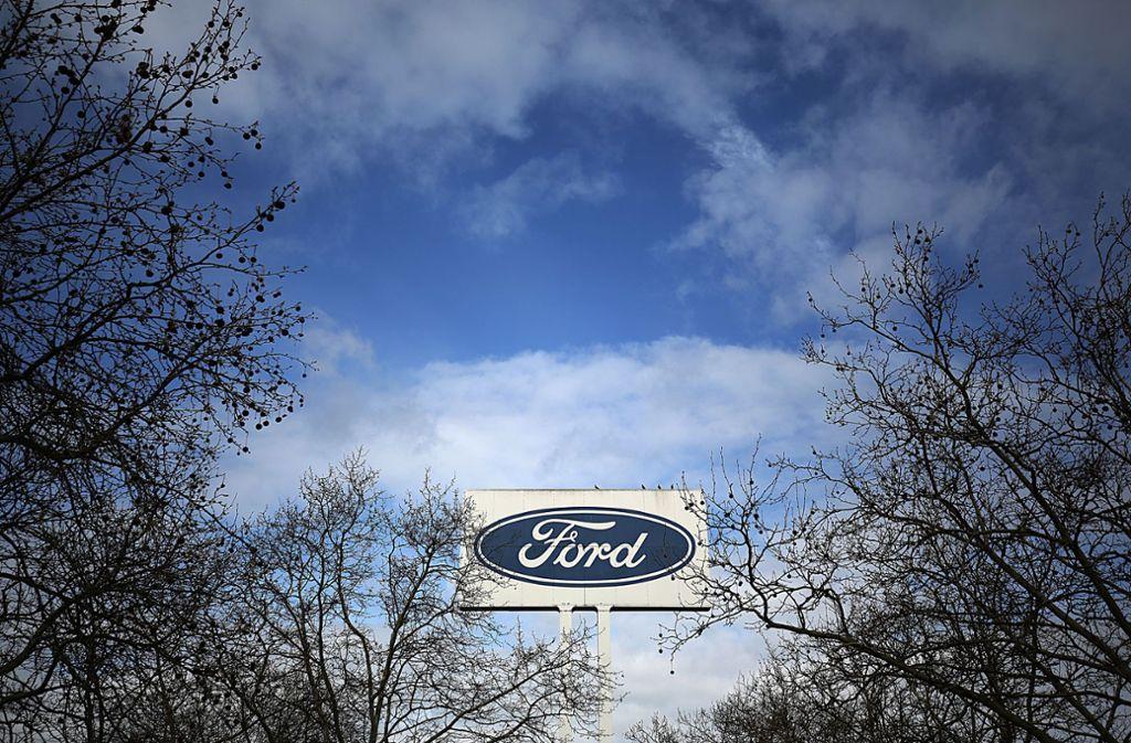 Viele Ford-Mitarbeiter verlieren ihren Job. Foto: Oliver Berg/dpa