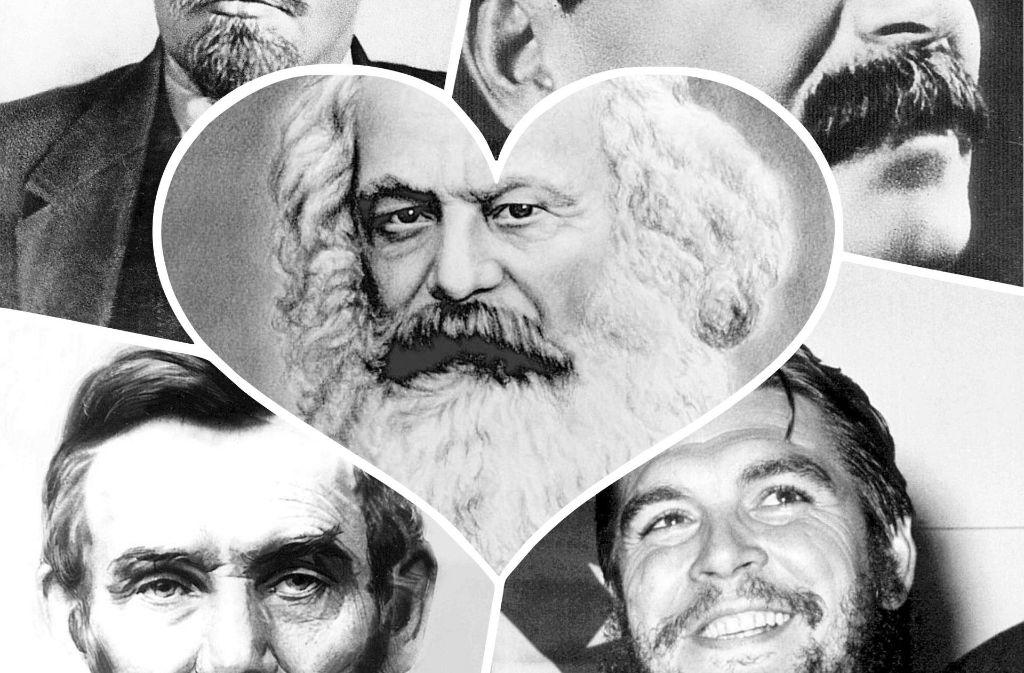 Quiz zu berühmten Bartträgern: Stehen Sie auf Bärte