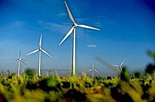 Weniger Standorte für Windkraft