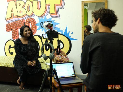 Stuttgarter dreht Doku über Frauen in Indien