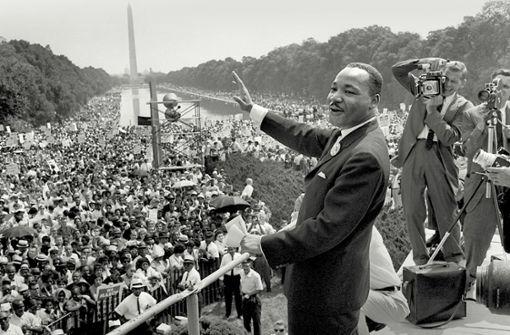 """""""1968 gab es einen Präsidenten, der die Wogen geglättet hat"""""""