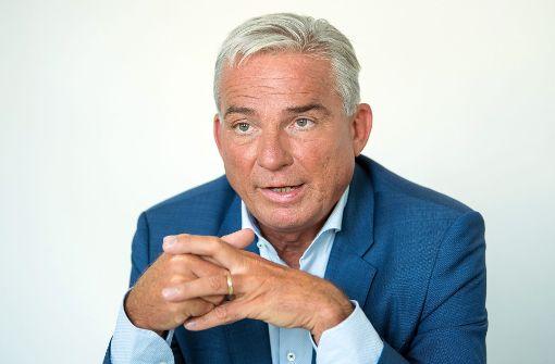 Thomas Strobl kritisiert Erdogan