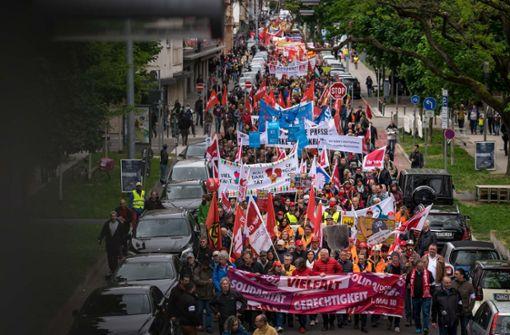 Europa steht  am 1. Mai im Mittelpunkt