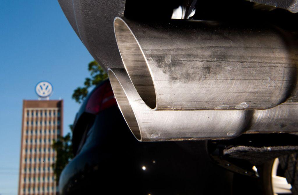 In der Dieselaffäre ist VW einen kritischen Richter losgeworden. Foto: dpa
