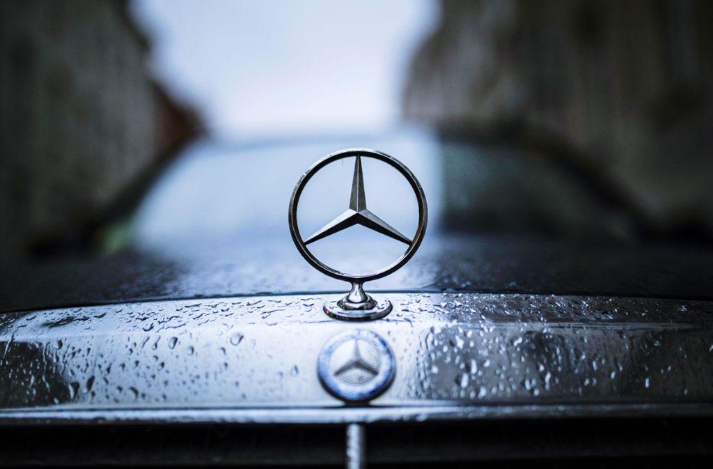 Der Stuttgarter fährt überwiegend deutsche Marken.  Foto: imago stock&people