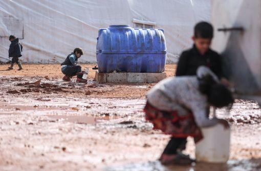 Kampf um die Beute Syrien