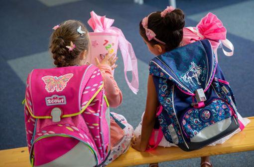 Zahl der Erstklässler in Baden-Württemberg steigt