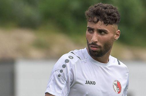 Nader El-Jindaoui – der berühmteste Regionalligakicker der Welt