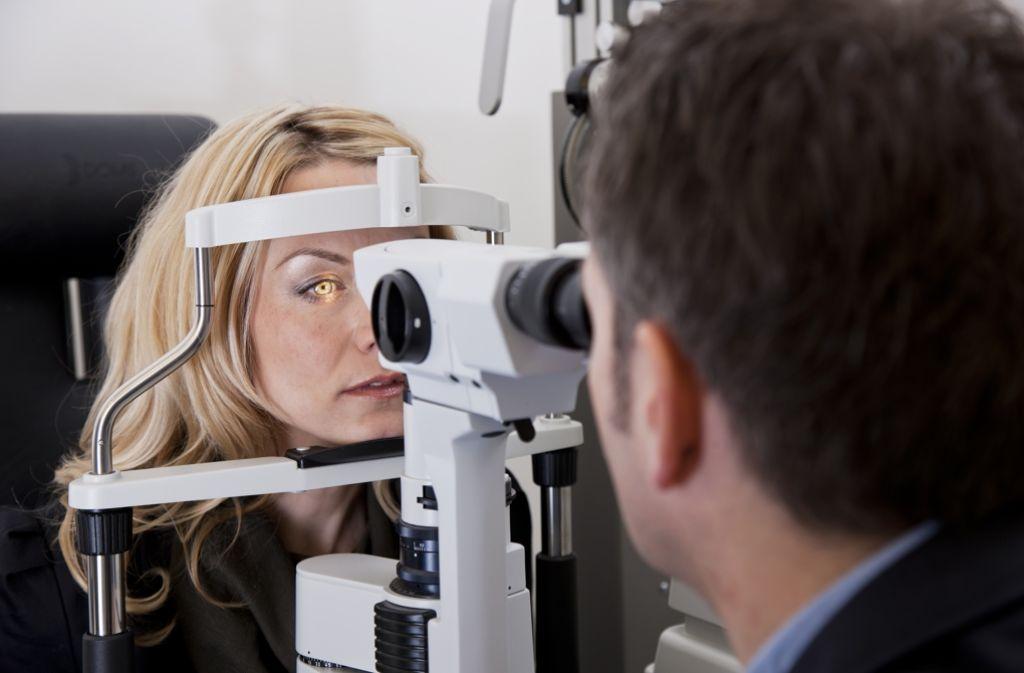 Augenärzte werden in Zukunft noch gefragter sein als bisher. Foto: KGS Presse
