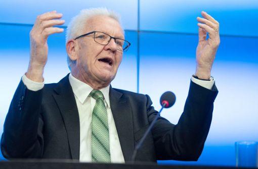 """Ministerpräsident sieht """"krisenhafte Situation"""" in Deutschland"""