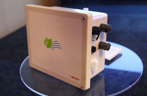 Bosch will Luftmesstechnik deutlich preiswerter machen