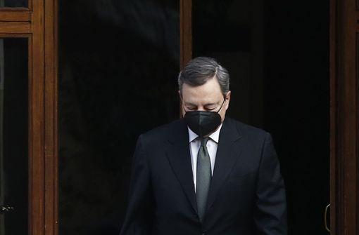 Euro-Retter Draghi ist seiner Superkraft beraubt