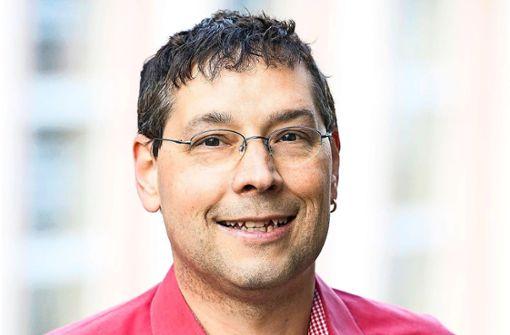 Ralf Boppel will Bürgermeister werden