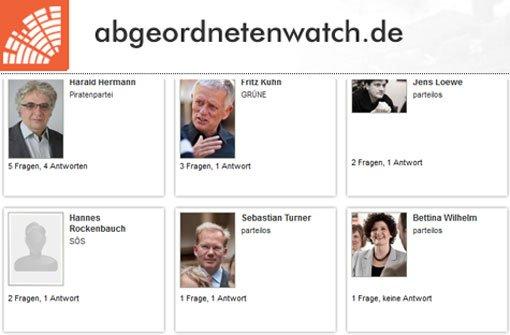 Stuttgarts OB-Kandidaten auf den Zahn fühlen