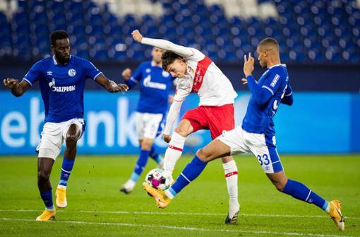 So schlugen sich Mateo Klimowicz und Co. beim FC Schalke 04