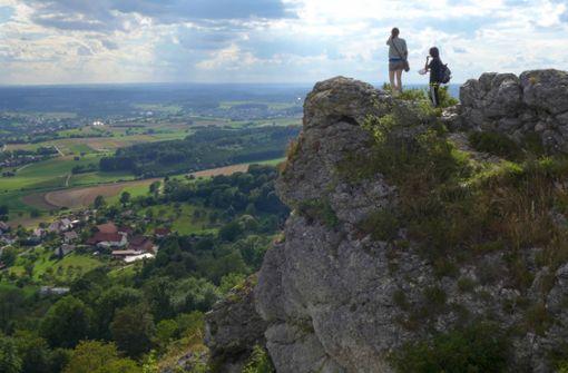 25 Wanderungen und Radtouren rund um Stuttgart